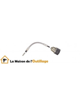 Tivoly 11501320009 - Porte embout flexible Tivoly de 180 mm
