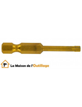 Tivoly 11523423000 - Embout vissage Tivoly diamant bi-torsion N30 Torx 50mm