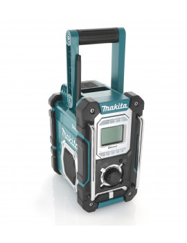 Makita DMR108 - Radio de chantier Makita 7.2 à 18V Li-Ion