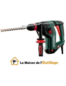 Metabo KHE 3251 - Perforateur burineur Metabo Quick 800 W