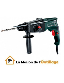 Metabo KHE 2444 - Perforateur burineur Metabo 800W SDS-Plus