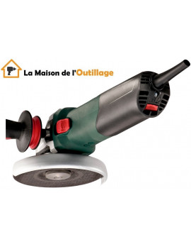 Metabo WE 15-125 Quick - Meuleuse disqueuse Metabo 1550W