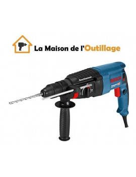 Perforateur burineur Bosch 830W SDS Plus