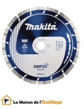 Makita B-12756 - Disque diamant Comet Enduro Makita 230 mm