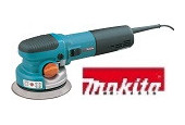 Makita - Ponceuse excentrique filaire