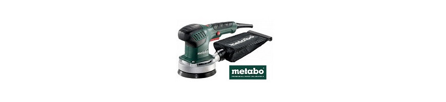 Metabo - Ponceuse excentrique filaire