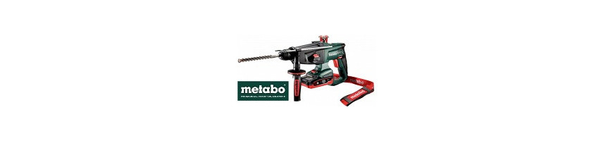 Metabo - Perforateur burineur sans fil